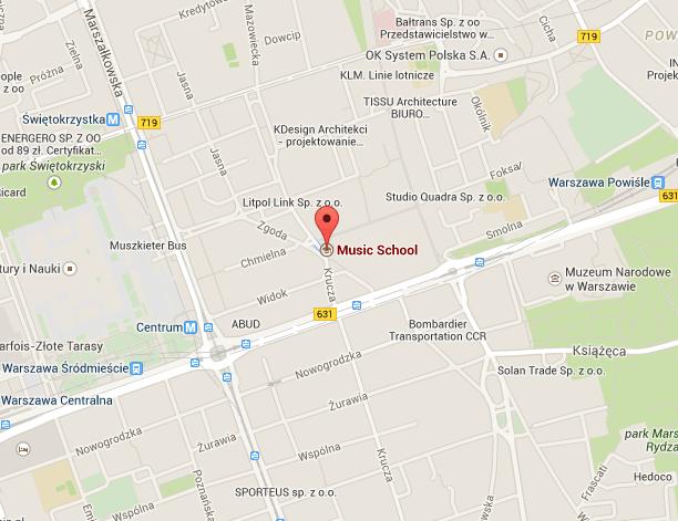 mapa music school