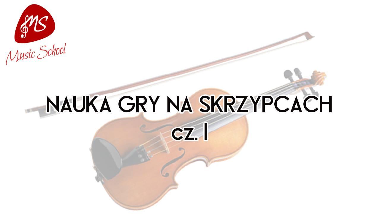 Ujawniamy tajemnicę!! Zobacz, jak wygląda lekcja skrzypiec!