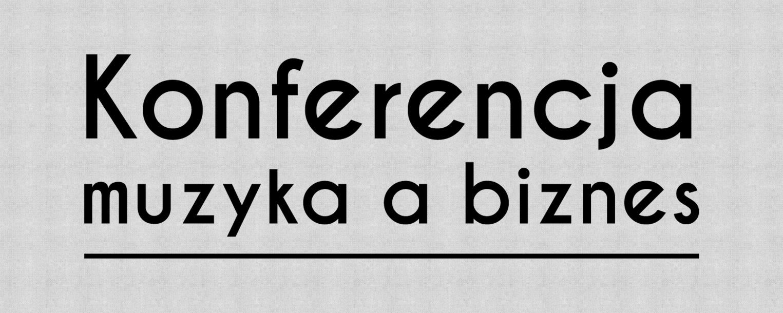 Konferencja muzyka a biznes- Music School partnerem