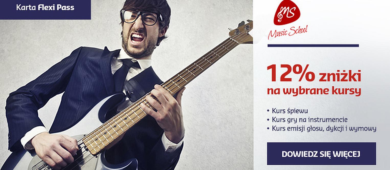Sodexo i Music School- realizuj muzyczne pasje!