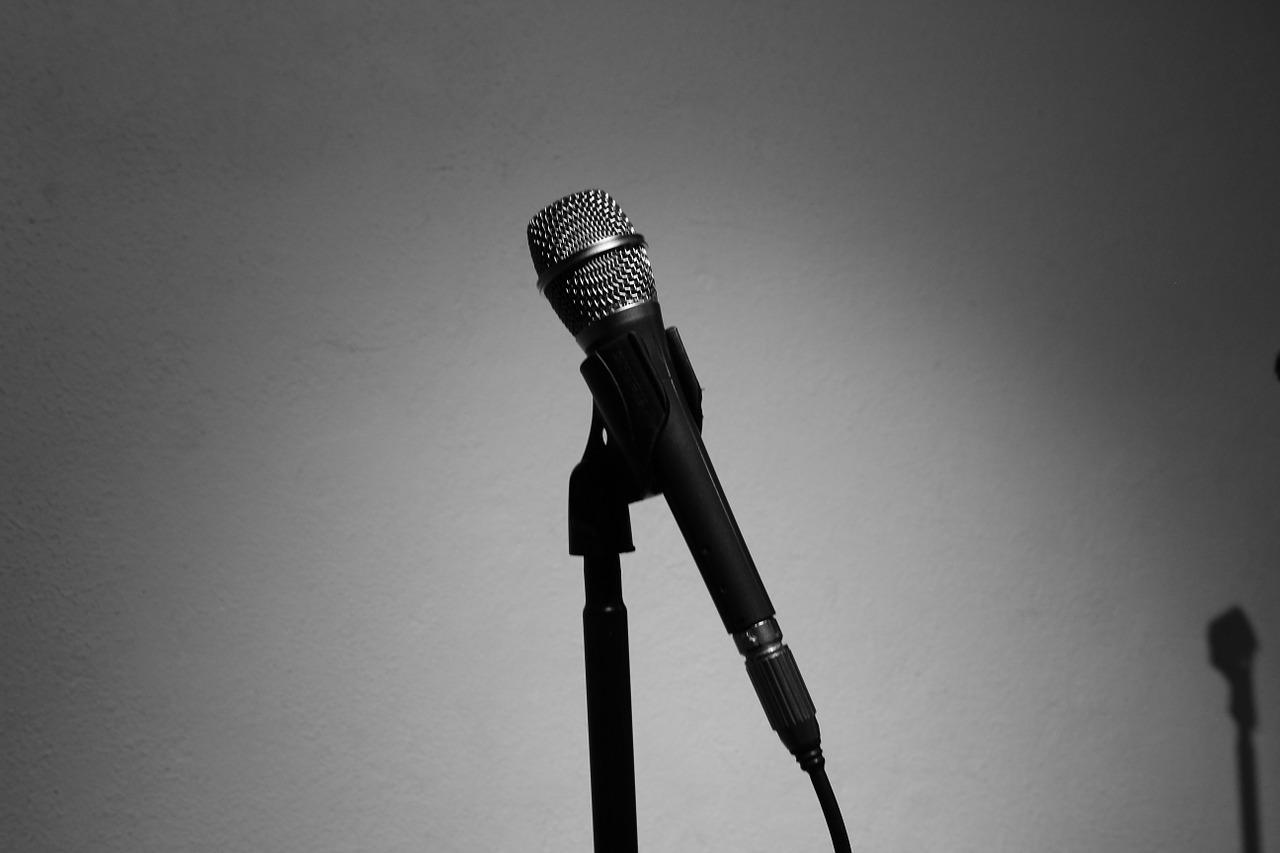 Vocal workshop with Richard Berkeley