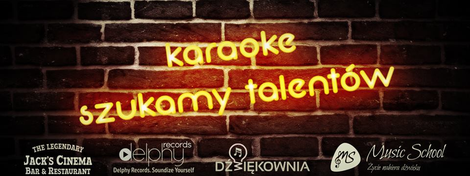 Karaoke- szukamy talentów! Zgłoś się!