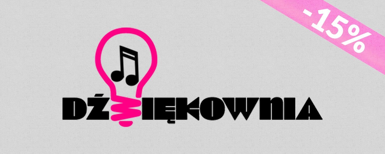Współpraca z Dźwiękownią- 15% zniżki dla muzyków Music School